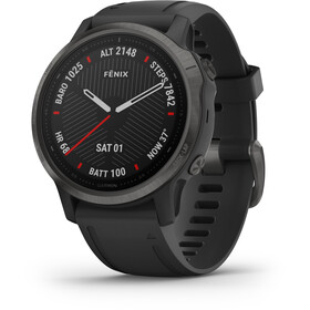 Garmin Fenix 6S Sapphire Multisport Orologio intelligente GPS, black